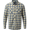 Craghoppers Andreas Longsleeve Shirt Men Ombre Blue Combo Checkered